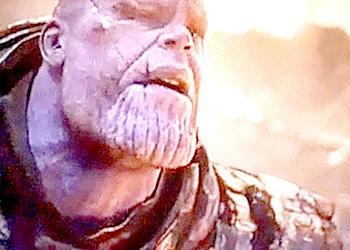 «Вечные» сцена после титров с братом Таноса утекла в сеть