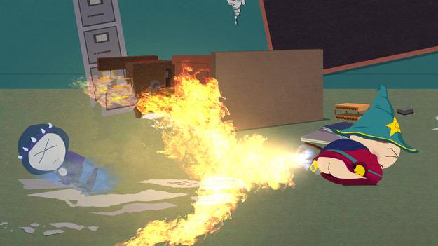 Ubisoft выпустит игру South Park: The Stick of Truth в середине 2013 года