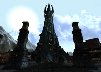 Скриншот Lord of the Rings Online: Rise of Isengard