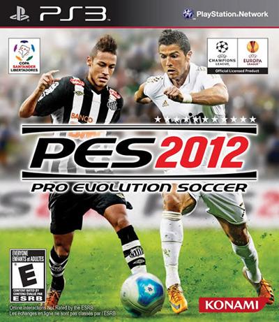PES 2012 уже доступна в Южной Америке