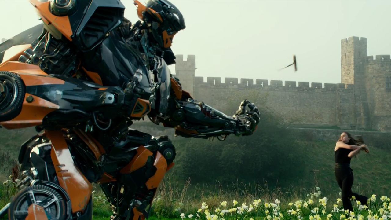 Винтернете появился новый трейлер фильма «Трансформеры: Последний рыцарь»