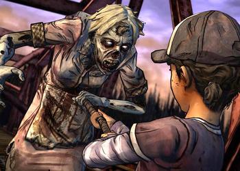 Снимок экрана The Walking Dead