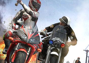 Анонсирована дата духовного наследника Road Rash со сражениями дубинками и дробовиками на мотоциклах