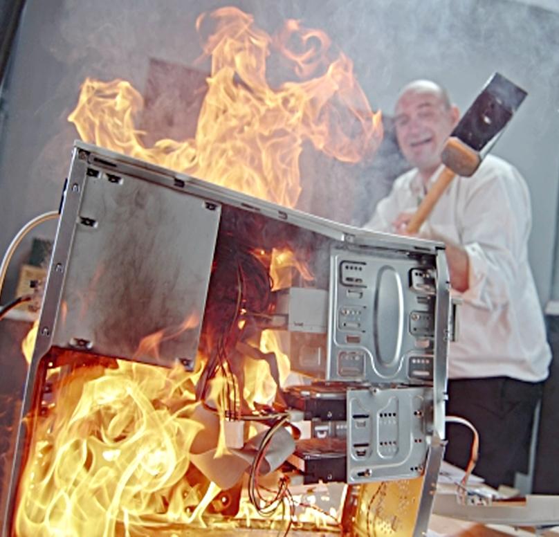Профессионалы обнаружили всети интернет «бесконечный архив смерти»