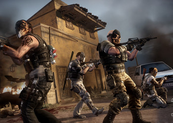 Снимок экрана Army of Two: The Devil'с Cartel