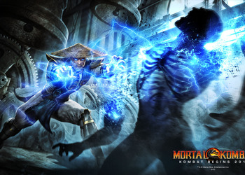 Концепт-арт Mortal Kombat