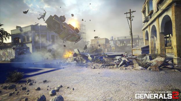 Игра Generals 2 выйдет без одиночной кампании