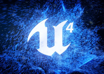 Знак Unreal Engine 4