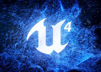 Знак Unreal Engine 4
