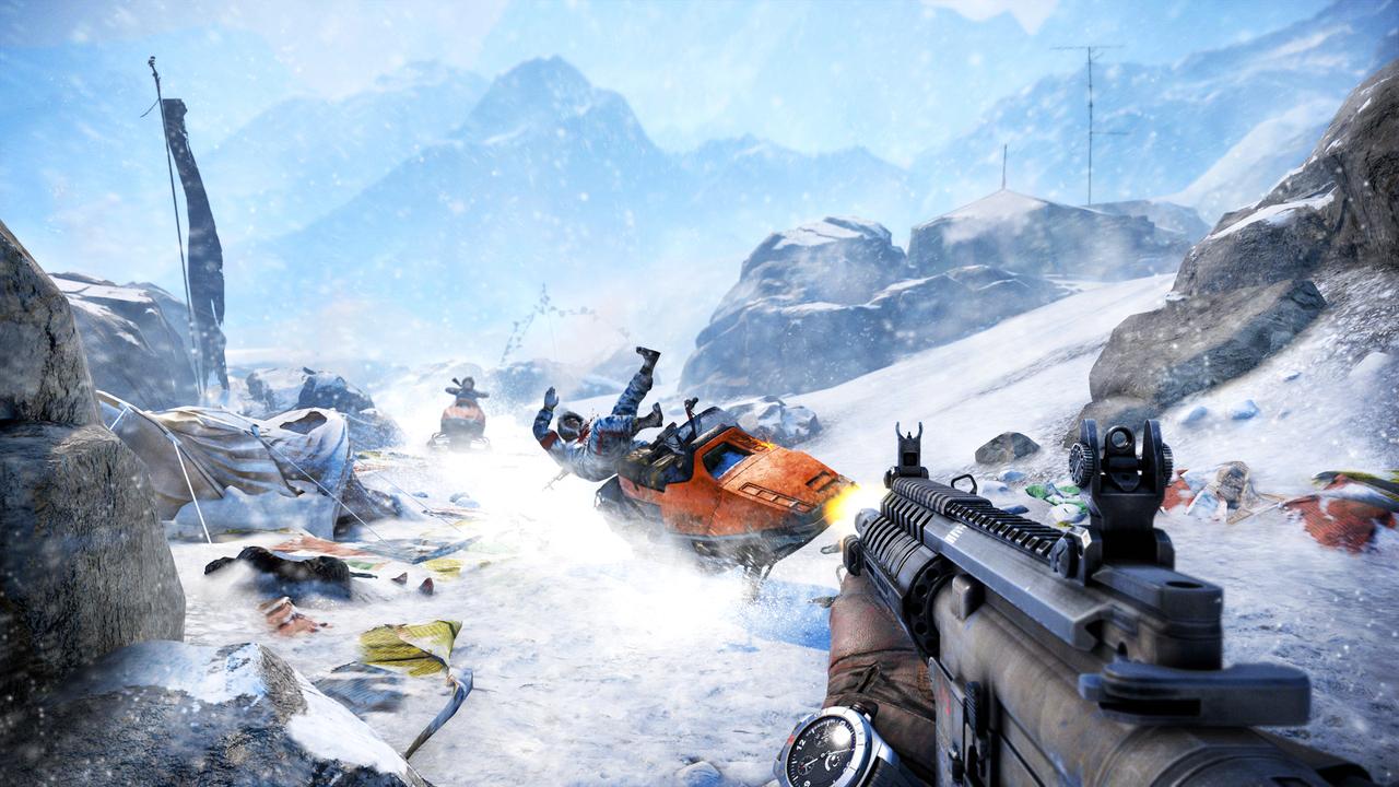 Релиз GTA V может стать причиной переноса даты выхода игры Far Cry 4