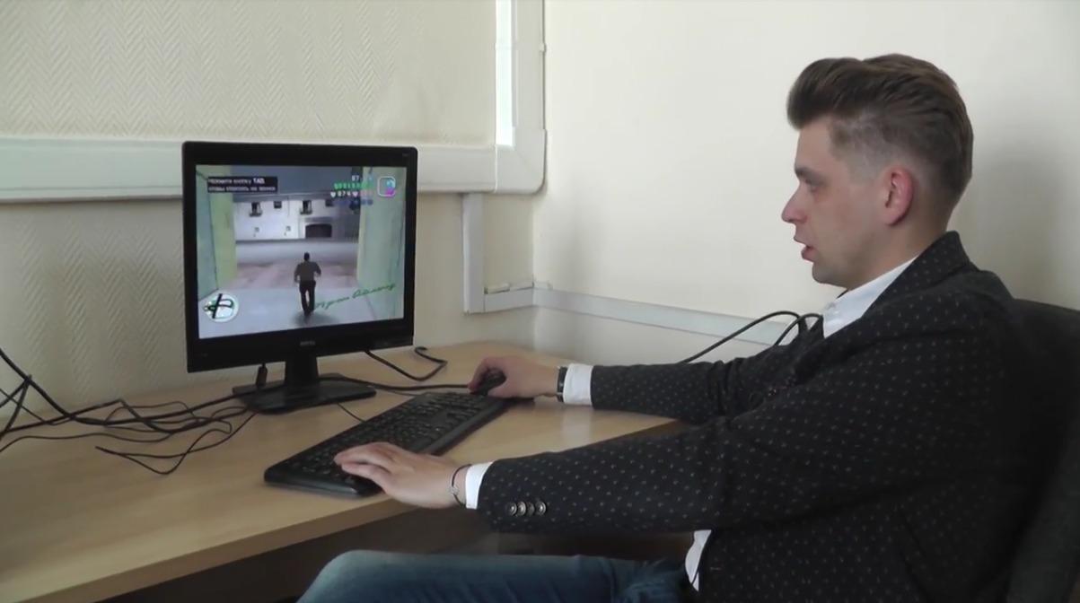 На русском компьютере «Эльбрус» запустили старую версию GTA Vice City