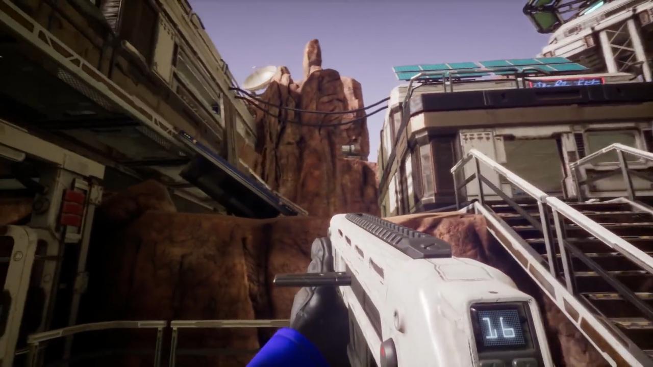 Создатели Might & Magic работают над симулятором выживания наМарсе