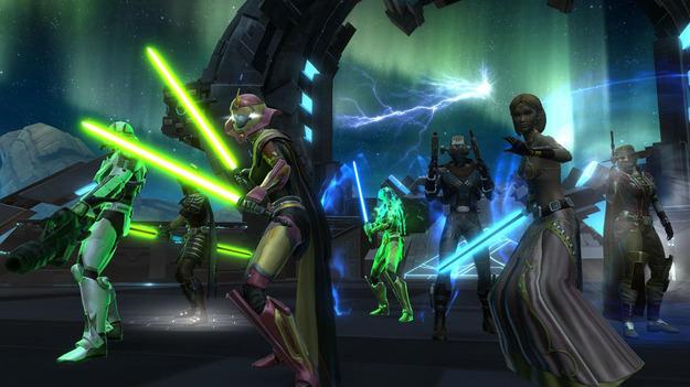 Игроки Star Wars: The Old Republic могут опробовать апдейт Terror From Beyond уже сейчас!