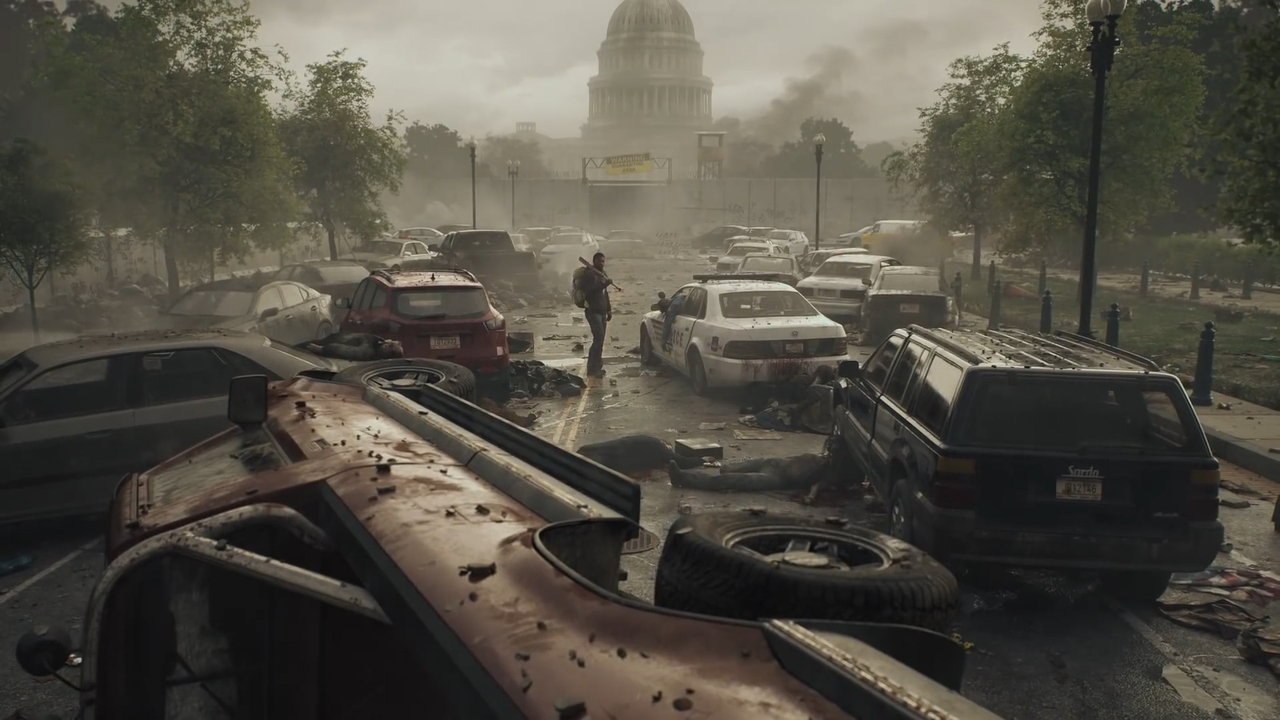 Красивый трейлер Overkill's The Walking Dead отсоздателей Payday
