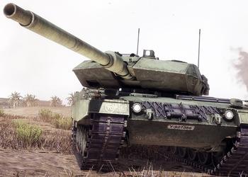 Снимок экрана Armored Warfare