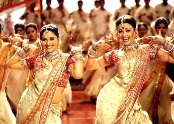 Пляски в индусском кино
