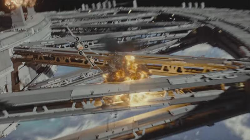 Вышел заключительный трейлер фильма «Изгой-один: Звездные Войны. Истории»