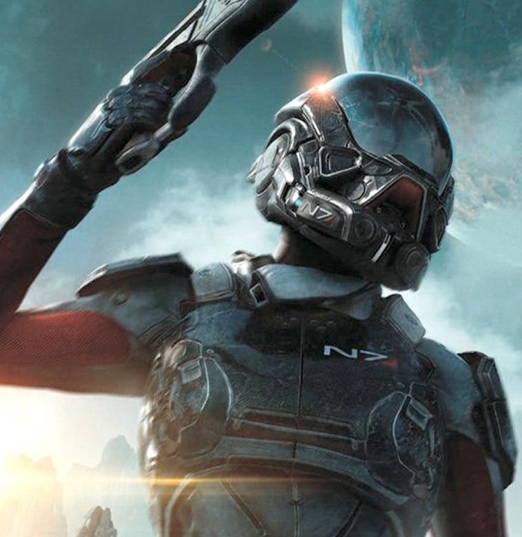 Mass Effect: Andromeda: демо только для Origin Access