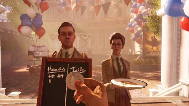 Irrational Games делает 1-ое добавление к игре BioShock Infinite