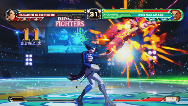 Return to top 10: fighting game crossovers