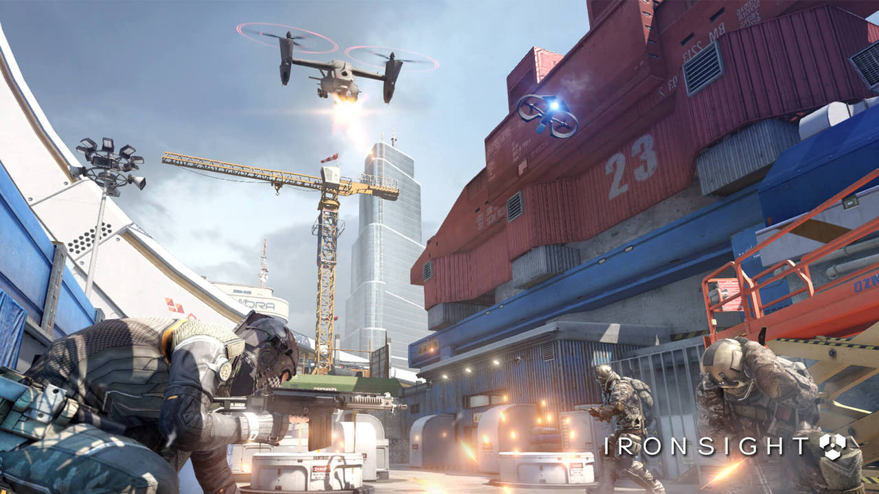 Ironsight download