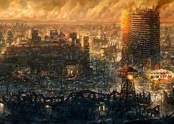 Концепт-арт Fallout: New Vegas