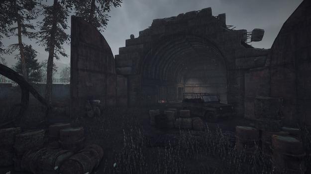 Создатели пустили сайт игры Survarium