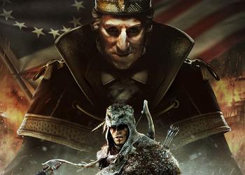 Концепт-арт Assassin'с Creed III