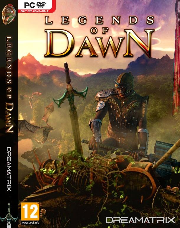 Legends of Dawn (2013) PC | RePack от =Чувак=