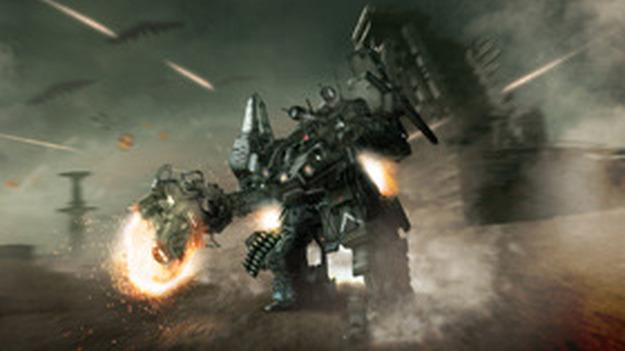 Анонсирована новая игра Armored Core: Verdict Day