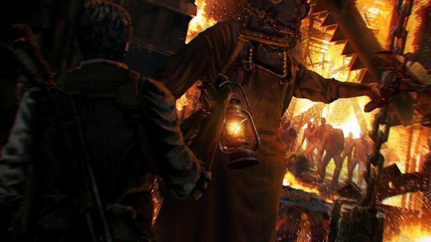Создатели The Evil Within поделились новой информацией об игре
