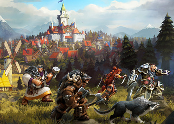 Снимок экрана The Settlers: Kingdoms of Anteria