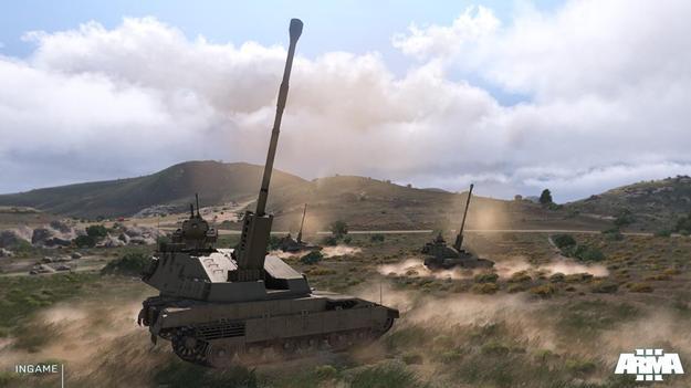 Создатели Arma 3 покажут обновленный текст игры до начала демонстрации Е3