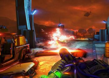 Снимок экрана Far Cry 3: Blood Dragon
