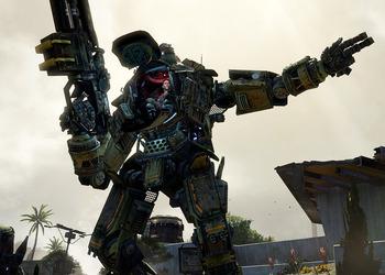 Снимок экрана Titanfall
