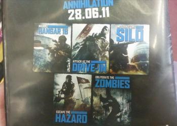 Фотография промо-постера Call of Duty: Black Ops
