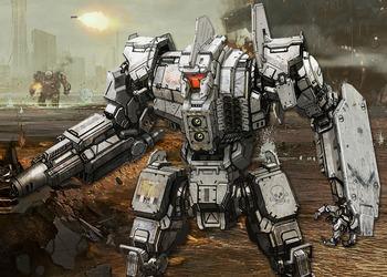 Снимок экрана MechWarrior On-line