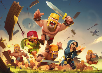 Арт Clash of Clans