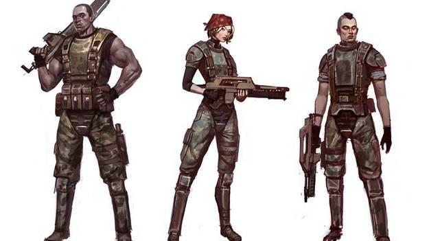 Gearbox позволит игрокам настраивать персонажей в кооперативном режиме Aliens: Colonial Marines