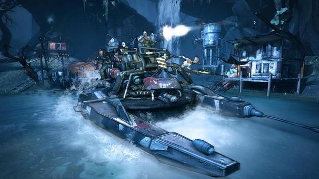 Gearbox открыла свежую информацию о приготовляющемся добавлении к игре Borderlands 2