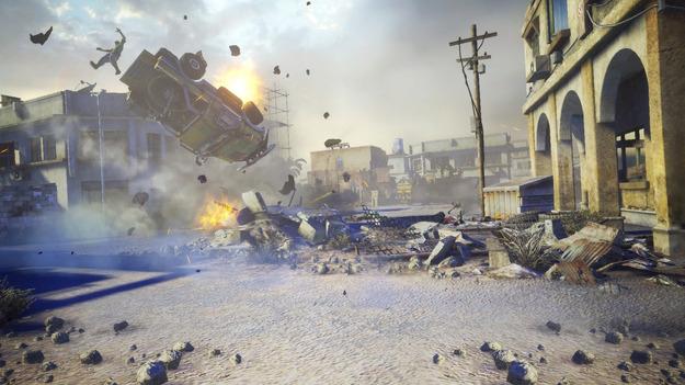 Размещена новая информация об игре Command & Conquer: Generals 2