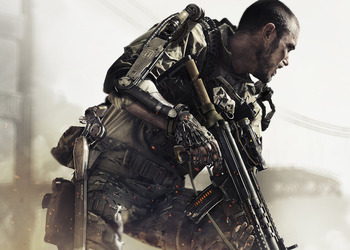 Снимок экрана Call of Duty: Advanced Warfare