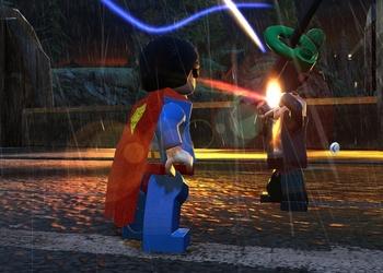 Скриншот LEGO Batman 2
