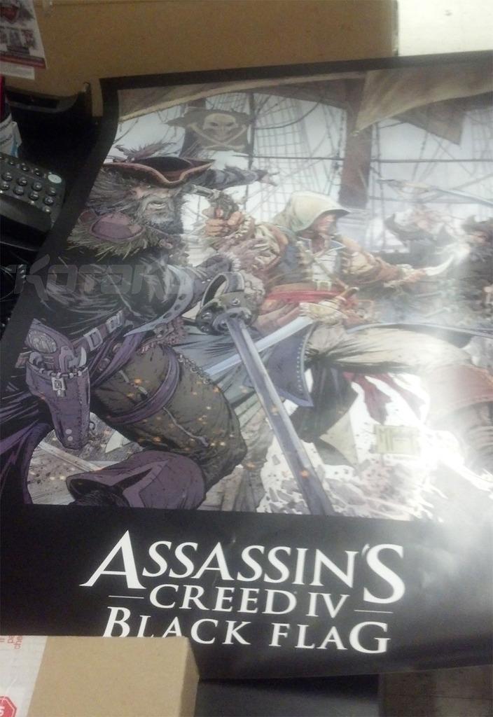 Некоторые слухи: Ubisoft делает свежую игру под наименованием Assassin'с Creed IV: White Flag