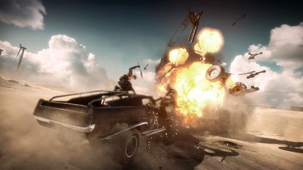 Создатели Mad Max обнародовали дебютный геймплей игры