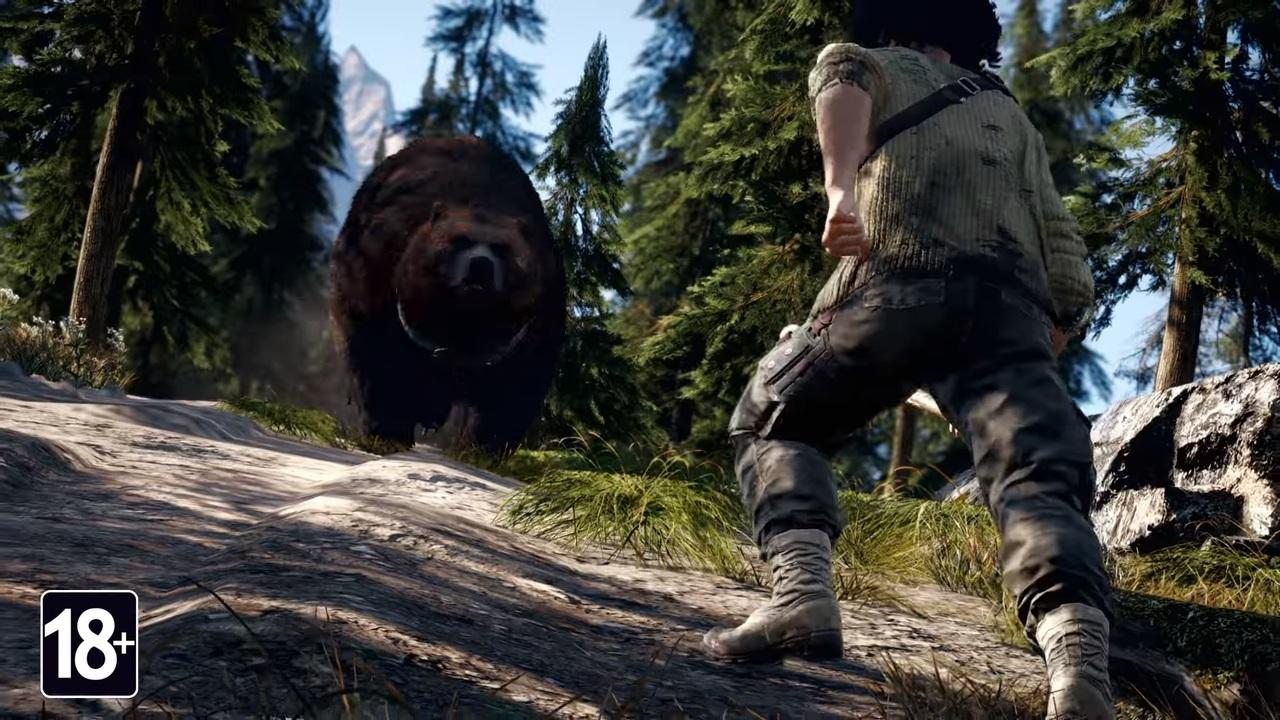 Вьетнам, зомби иМарс втрёх дополнениях для Far Cry 5