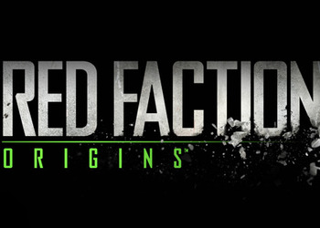 Логотип Red Faction: Origins