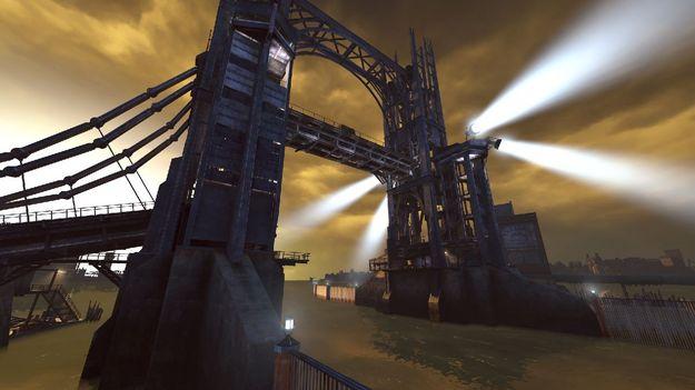 Создатели Dishonored планировали сделать игровой мир на базе рыцарской Японии