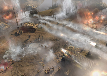 Снимок экрана Company of Heroes 2