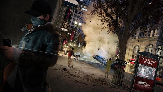 Watch Dogs позаимствует различные элементы из других игр